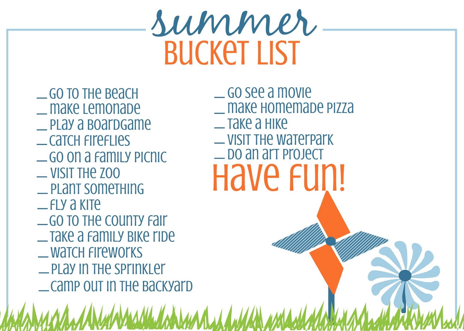 60 days of summer fun 4 the summer bucket list palnyc for Fun activities for adults in nyc
