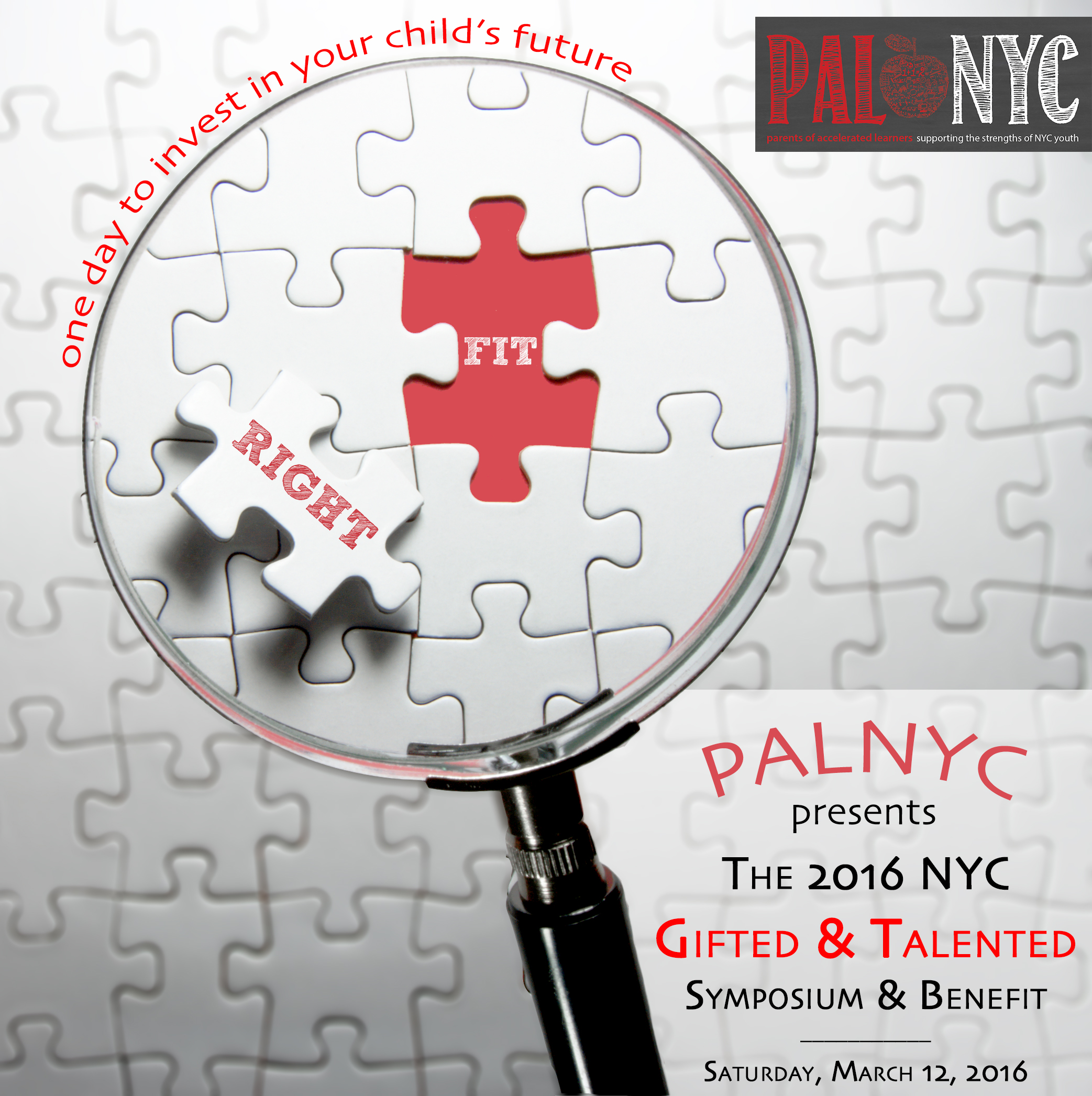 The 2016 NYC Gifted & Talented Symposium & Benefit