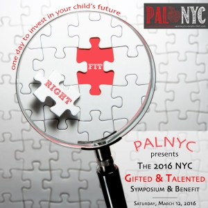 Learn More about the 2016 NYC Gifted & Talented Symposium & Benefit
