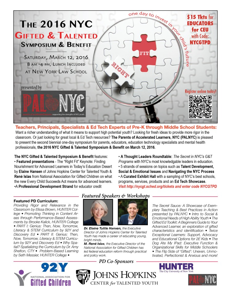 NYCG&T_Educator Flier